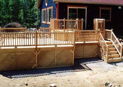 Terrasses bois Jaro Construction Montréal