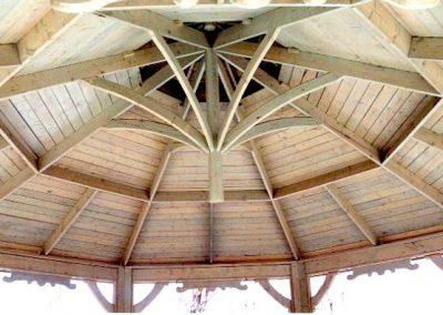 Pavillon Jaro construction St-Sauveur