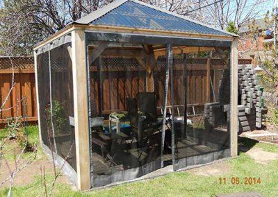 abri jardin soleil jaro construction rive nord