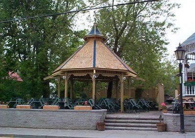 Pavillon commercial Jaro construction Montréal Rive-Nord