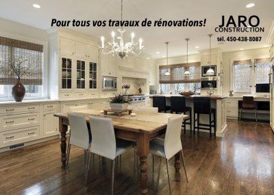 renovation cuisine de luxe montreal rive nord laval
