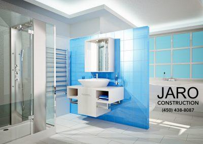 renovation salle de bain rive nord laval laurentides