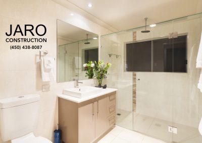salle de bain révovation mont tremblant